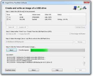 Clone Bootable Pen Drive to Another One
