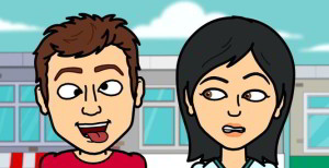 Bitstrips from Your News Feed